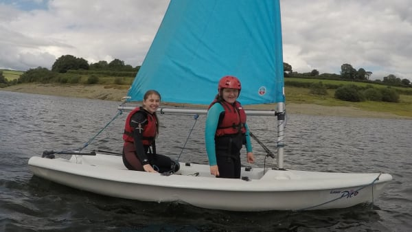 Wimbleball Lake RYA Junior and Youth Sailing Courses
