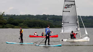 Locals' Month at Roadford Lake Activity Centre
