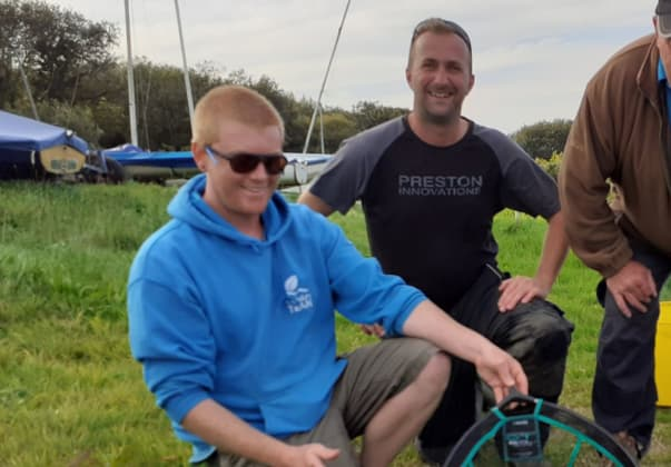 Meet Aaron Bunning, Activities and Angling Manager at Tamar Lakes