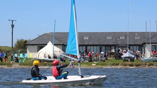 Stithians Lake Summer RYA Courses