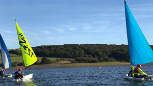 Wimbleball Lake RYA Adult Sailing Courses
