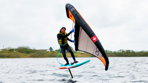 Stithians Lake Wingsurf and Wingfoil School