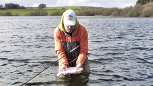 SW Lakes Weekly Trout Fishery Round Up - W/E 28 February 2021