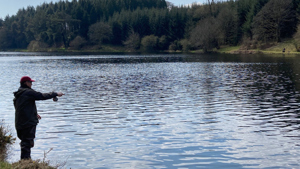 SW Lakes Weekly Trout Fishery Round Up - W/E 18 April